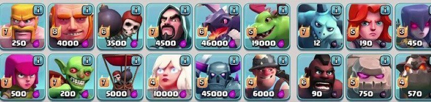 Clash of Clans Hack 2017