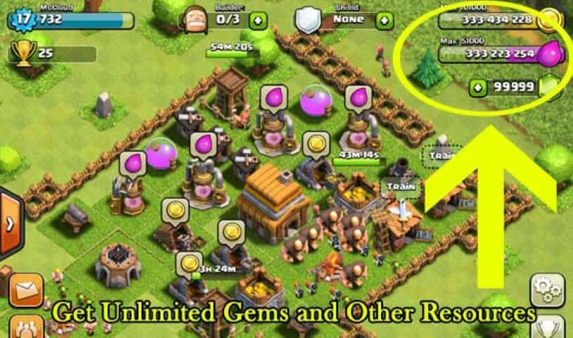 Clash of Clans Hack Proof 2