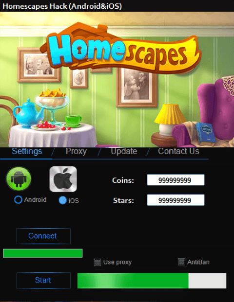 Homescapes Hack, Homescapes cheats, Homescapes Hack Tool